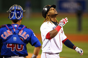 Chicago Cubs v Boston Red Sox