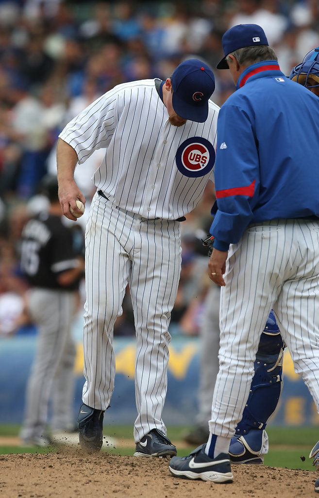 Wacky Chicago weather may actually simplify things for Cubs