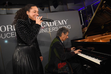 Chick Corea 60th Annual GRAMMY Awards - Producers And Engineers Wing 11th Annual GRAMMY Week Event Honoring Swizz Beatz And Alicia Keys