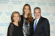 (L-R) Meredith Vieira, Stephanie Winston Wolkoff, and Dr. Harold S. Koplewicz attend the Child Mind Institute 4th Annual Child Advocacy Award Dinner at Cipriani 42nd Street on December 11, 2013 in New York City.