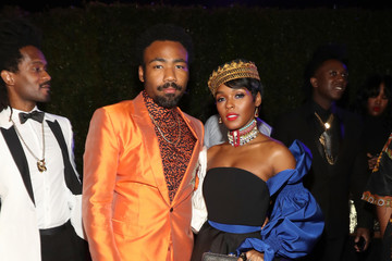 Childish Gambino The Los Angeles World Premiere of Marvel Studios' 'Black Panther'