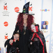 Piper Quincey Jackson Children Affected By AIDS Foundation's 17th Annual Dream Halloween Event - Arrivals