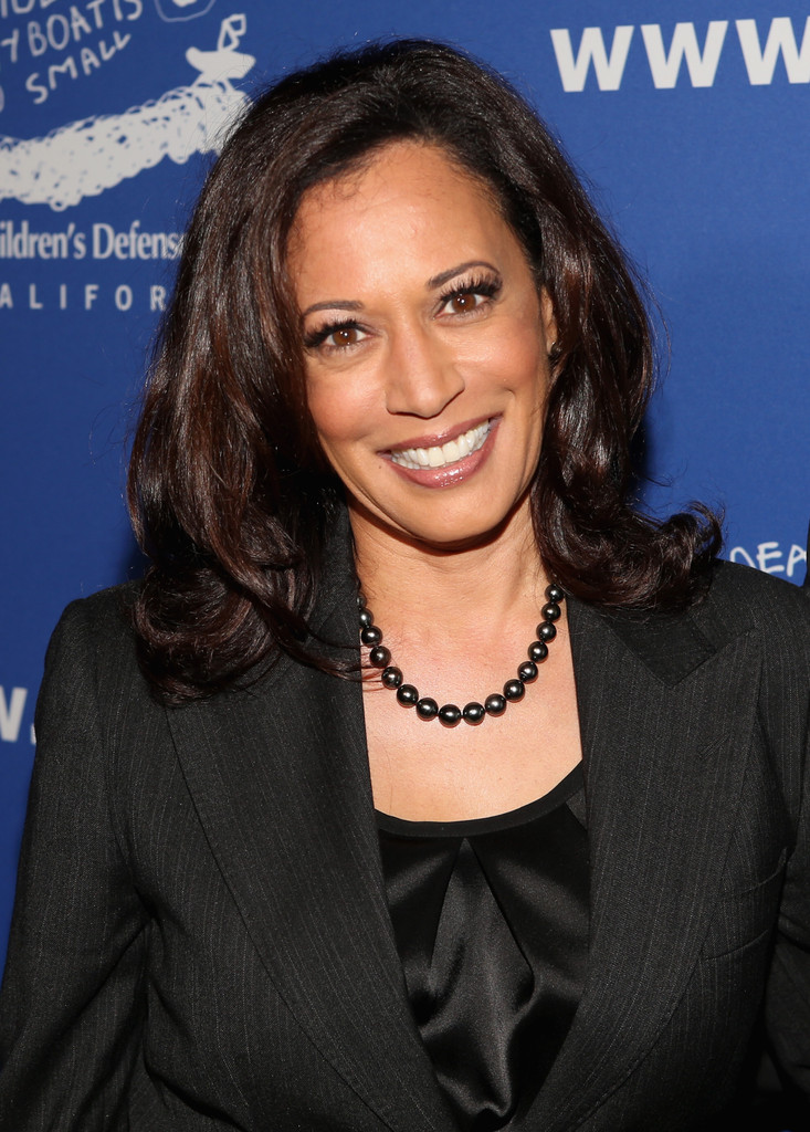 Kamala Harris Photos Arrivals At The Beat The Odds