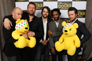 Mark Potter Stars at 'Children In Need Rocks Manchester'