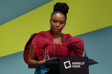 Chimamanda Ngozi Adichie European Best Pictures Of The Day - September 22