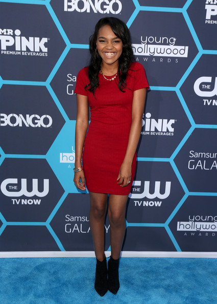 China Anne Mcclain Pictures - Arrivals at the Young ...