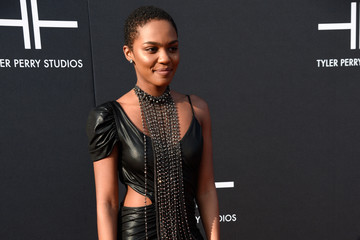 China Anne Mcclain Tyler Perry Studios Grand Opening Gala - Arrivals