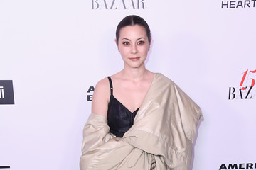 China Chow Harper's Bazaar Celebrates 150 Most Fashionable Women - Arrivals