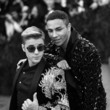Justin Bieber and Olivier Rousteing Photos