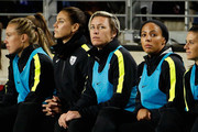 Abby Wambach and Hope Solo Photos Photo