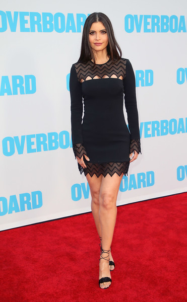 Premiere Of Lionsgate And Pantelion Film's 'Overboard'- Arrivals