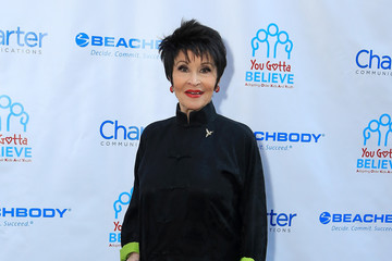 Chita Rivera 2nd Annual Voices for the Voiceless: Stars for Foster Kids Benefit - Arrivals