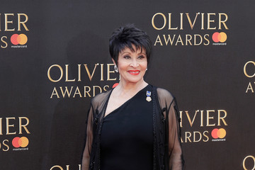 Chita Rivera The Olivier Awards With Mastercard - Red Carpet Arrivals