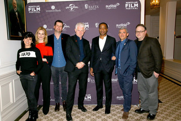 Chiwetel Ejiofor Montclair Film Festival 2016 Richard Curtis Conversation and Filmmaker Tribute