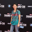 """Chloé Zhao Disney's Premiere Of """"Shang-Chi And The Legend Of The Ten Rings"""" - Arrivals"""