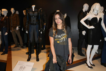 Chloe Bennet 9th Annual Outstanding Art of Television Costume Design Exhibition - Arrivals