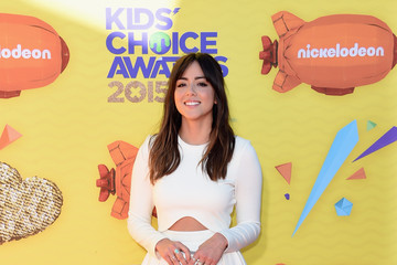 Chloe Bennet Nickelodeon's 28th Annual Kids' Choice Awards - Arrivals