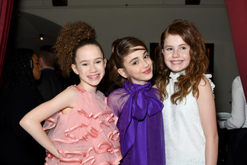 Chloe Coleman Darby Camp Entertainment Weekly Celebrates Screen Actors Guild Award Nominees at Chateau Marmont - Inside