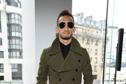 Hidetoshi Nakata attends the Chloe show as part of the Paris Fashion Week Womenswear Fall/Winter 2018/2019 on March 1, 2018 in Paris, France.