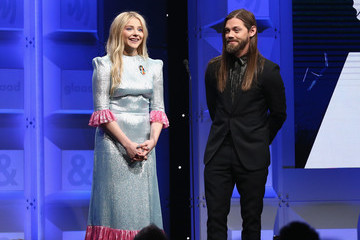 Chloe Grace Moretz Ketel One Family-Made Vodka, a longstanding ally of the LGBTQ community, stands as a proud partner of GLAAD for the 29th Annual GLAAD Media Awards Los Angeles
