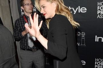 Chloe Grace Moretz HFPA & InStyle's 2014 TIFF Celebration - Arrivals - 2014 Toronto International Film Festival