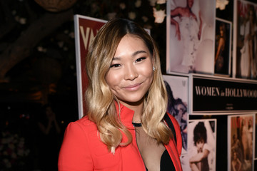 Chloe Kim Vanity Fair And Lancome Paris Toast Women In Hollywood, Hosted By Radhika Jones And Ava DuVernay