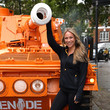 Chloe Madeley #GiveUsALift In London, England