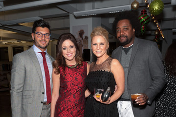 Chloe Melas Season of Giving Holiday Party in NYC