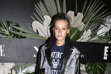 Chloe Norgaard E!, ELLE & IMG Celebrate the Kick-Off to NYFW: The Shows