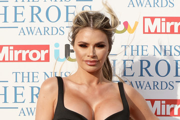 Chloe Sims 'NHS Heroes Awards' - Red Carpet Arrivals