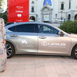 Chloe Zhao Lexus at The 78th Venice Film Festival - Day 1