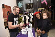 Chris O'Dowd attends Choose Love Launches In Los Angeles On Giving Tuesday on December 3, 2019 in Los Angeles, California.
