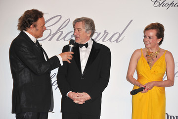 Guillaume Durand Chopard Trophy Prize Giving Ceremony - 64th Annual Cannes Film Festival