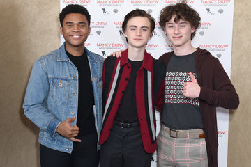 Chosen Jacobs 'Nancy Drew And The Hidden Staircase' Red Carpet Premiere