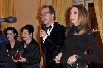 Chow Ching Ling 'The Children for Peace' : Gala At Cercle Interallie In Paris