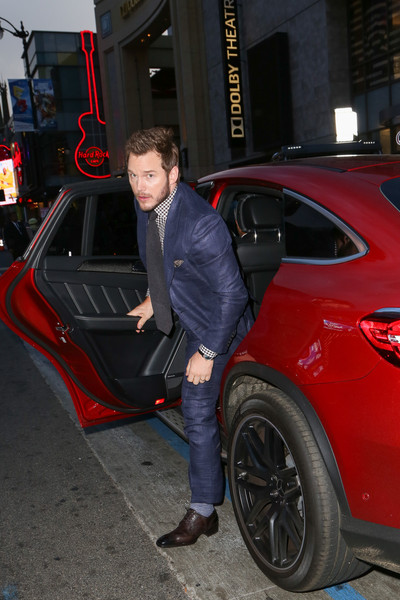 Chris pratt car