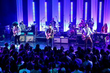 Chris Baio iHeartRadio Album Release Party With Vampire Weekend At The iHeartRadio Theater LA