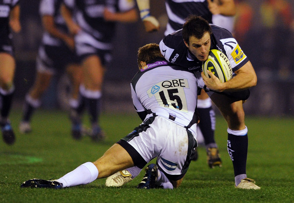 Sale Sharks v London Irish - LV Anglo Welsh Cup