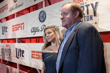 Chris Berman 13th Annual ESPN The Party - Arrivals