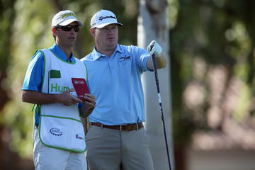 Chris Berry Humana Challenge: Round 1