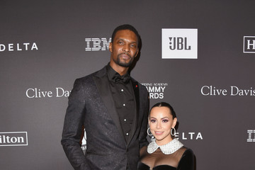 Chris Bosh The Recording Academy And Clive Davis' 2019 Pre-GRAMMY Gala - Arrivals