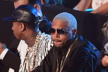 Chris Brown MTV Video Music Awards Show