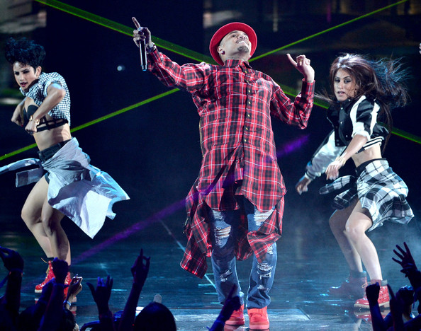 Chris Brown - BET AWARDS '14 - Show