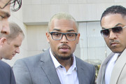 Chris Brown's Plea Deal For An Assault Charge