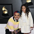 Chris Brown 62nd Annual GRAMMY Awards – Arrivals
