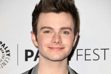 "Chris Colfer The Paley Center For Media's 32nd Annual PALEYFEST LA - ""Glee"" - Arrivals"