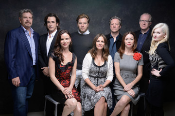 Chris Cooper Abigail Breslin 'August: Osage County' Portraits in Toronto
