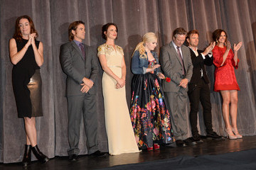 Chris Cooper Abigail Breslin 'August: Osage County' Premieres in Toronto