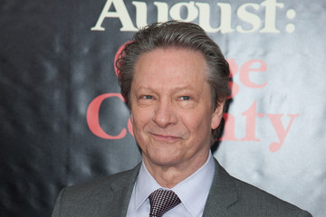 Chris Cooper 'August: Osage County' Premieres in NYC — Part 3