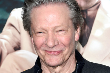 Chris Cooper Premiere Of Warner Bros. Pictures' 'Live By Night' - Arrivals